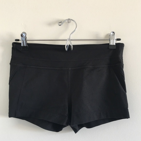 f4e097330e Athleta Shorts | Connect Short In Black Size Small | Poshmark